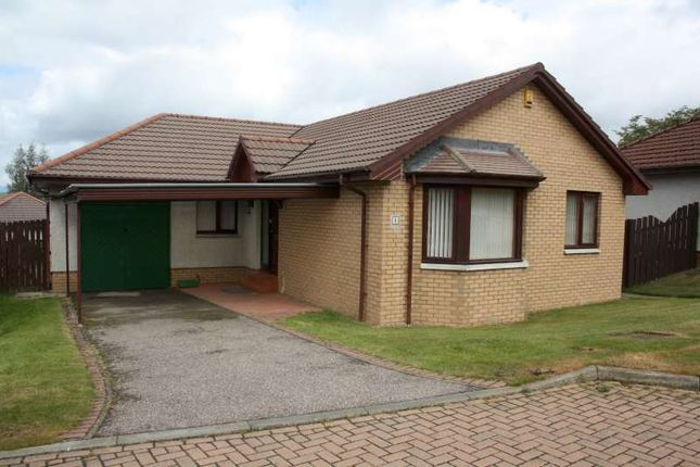 Thumbnail Detached bungalow for sale in Wellside Avenue, Balloch, Inverness