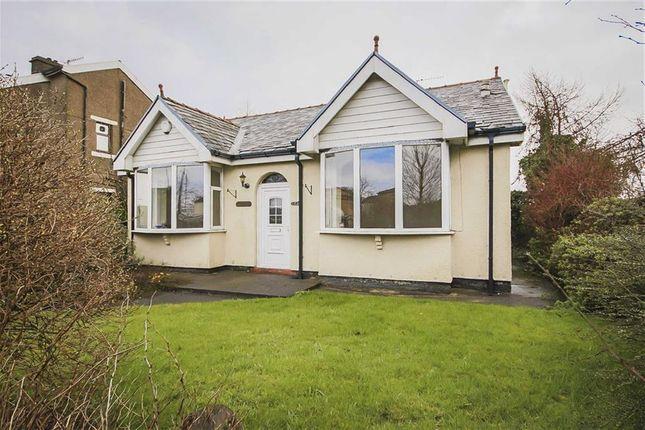 Thumbnail Detached bungalow for sale in Manchester Road, Baxenden, Lancashire