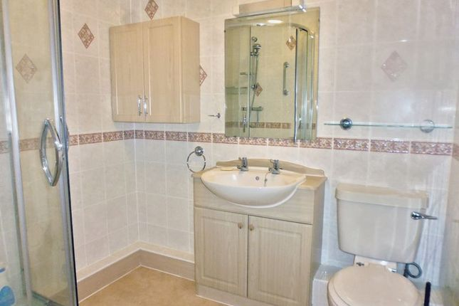 Shower Room of Abraham Court, Oswestry SY11