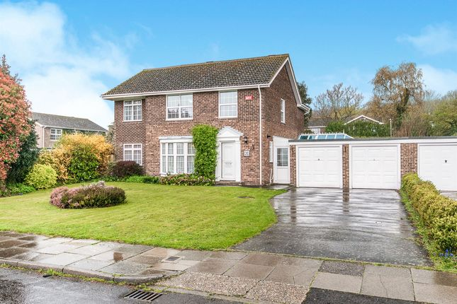 Thumbnail Detached house for sale in Harkness Drive, Canterbury