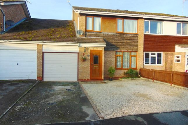 Semi-detached house for sale in Hill View Road, Bidford On Avon