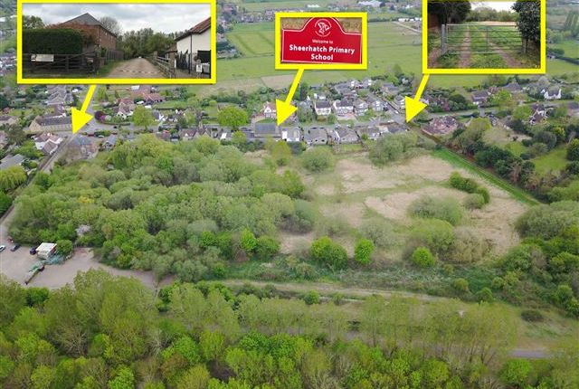 Thumbnail Land for sale in Church Road, Willington, Bedford, Bedfordshire
