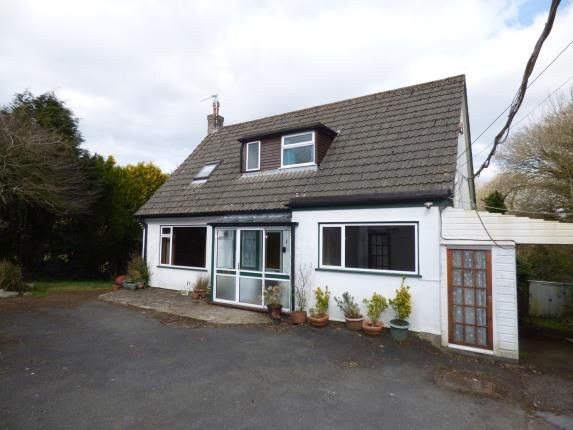 Thumbnail Bungalow for sale in Landrake, Saltash, Cornwall