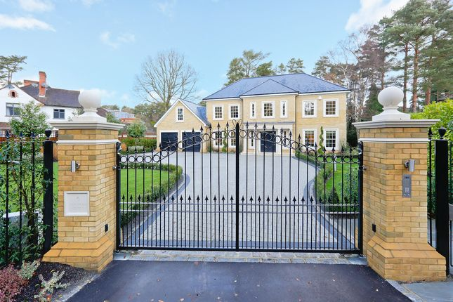 Thumbnail Detached house for sale in Fir Tree Close, Ascot