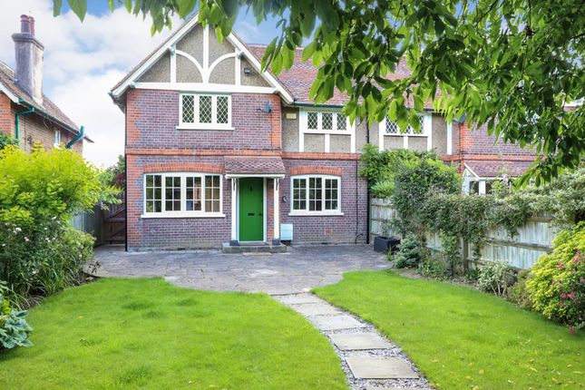Thumbnail Property to rent in Maple Cottages, West Common, Harpenden