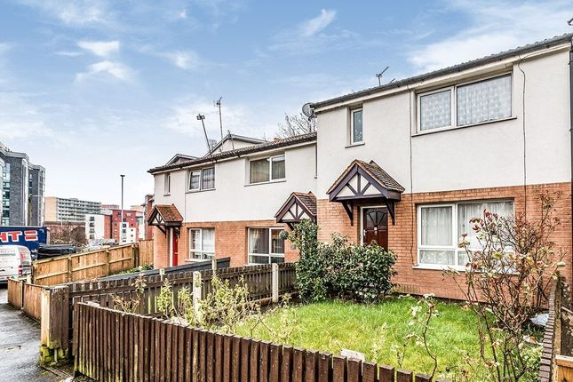 Thumbnail Terraced house to rent in Freya Grove, Salford