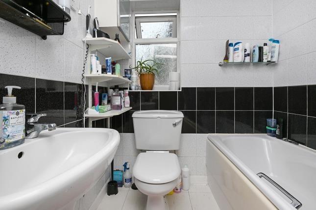 Bathroom of Derventio Close, Derby, Derbyshire, . DE1