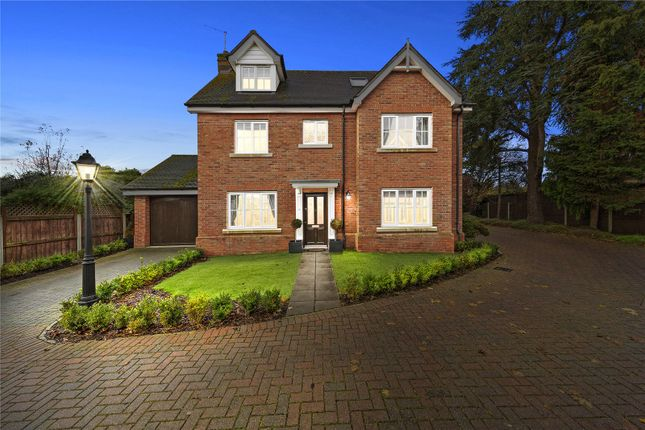 Thumbnail Detached house for sale in The Cedars, Chelmsford, Essex