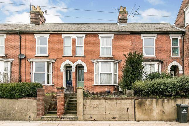 3 bed end terrace house for sale in Woodbridge Road, Ipswich IP4