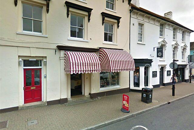 Thumbnail Retail premises for sale in Market Street, Saffron Walden