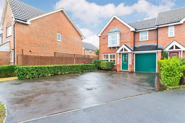 Thumbnail Semi-detached house to rent in Eltham Avenue, Cippenham, Berkshire