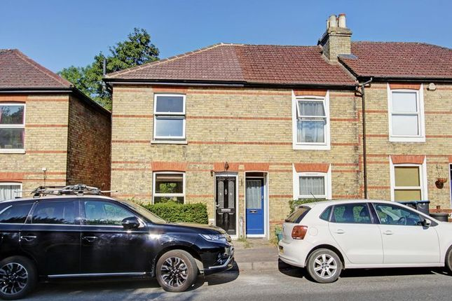 Thumbnail Terraced house to rent in Godstone Road, Caterham