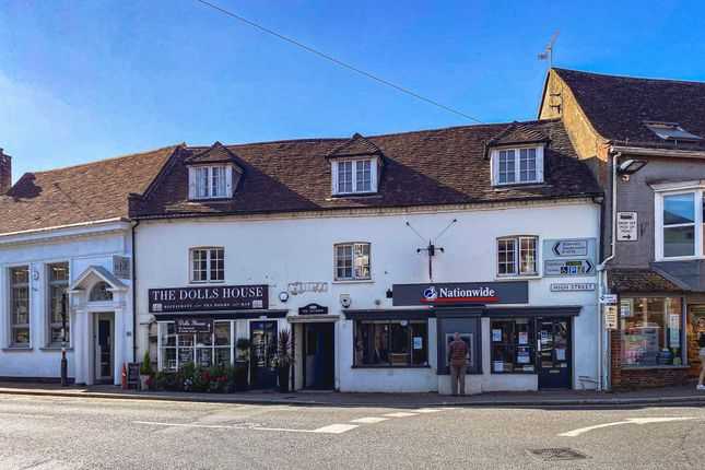 Thumbnail Commercial property for sale in The Hundred, Fordingbridge