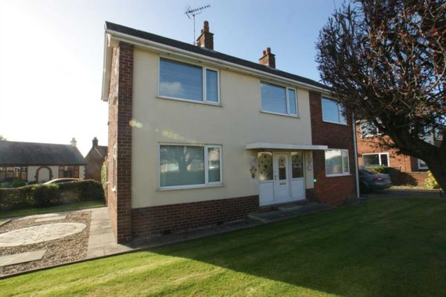 Thumbnail Detached house for sale in Church Road, Buckley, Flintshire.