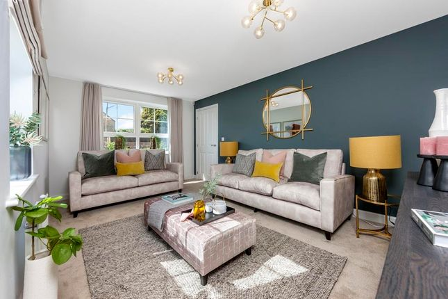 "Thumbnail Detached house for sale in ""Ennerdale"" at Fleece Lane, Nuneaton"