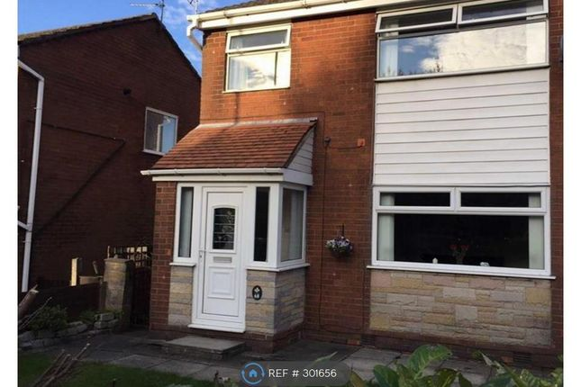 Thumbnail Semi-detached house to rent in Turf Lane, Oldham