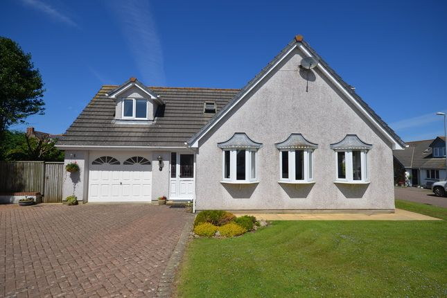 Thumbnail Bungalow for sale in Goonown, St. Agnes, Cornwall
