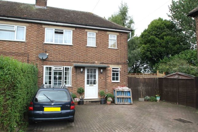 Thumbnail Semi-detached house for sale in 71 Common Rise, Hitchin, Hertfordshire