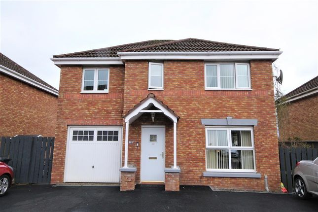 Thumbnail Detached house for sale in Garnqueen Crescent, Glenboig, Coatbridge