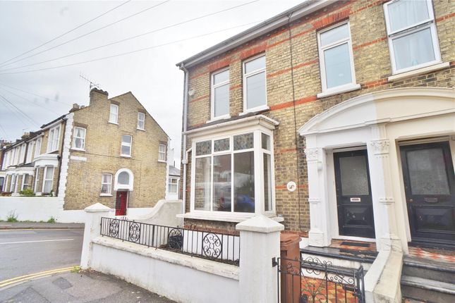 Thumbnail Semi-detached house to rent in Jersey Road, Rochester, Kent