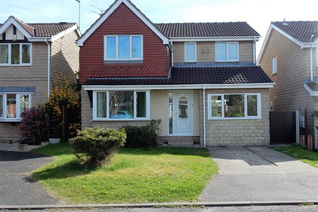 Thumbnail Detached house for sale in Peregrine Court, Gateford, Worksop
