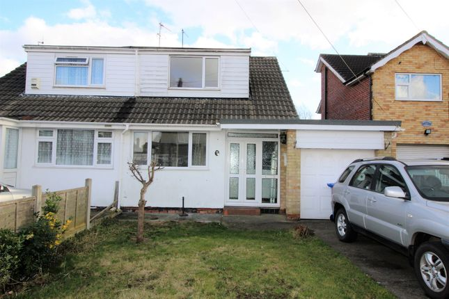 Thumbnail Semi-detached house to rent in Lime Tree Avenue, Beverley