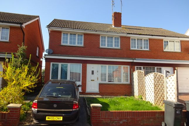 Thumbnail Semi-detached house to rent in The Avenue, Yeovil