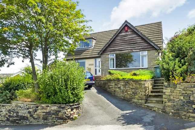 4 bed detached bungalow for sale in Wood Lane, Hanging Heaton, Batley