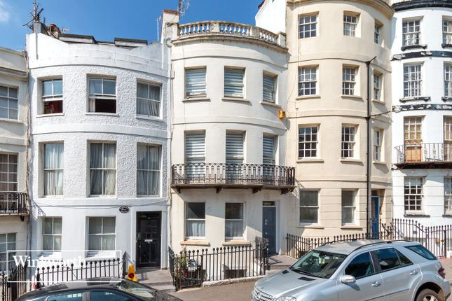 Thumbnail Maisonette to rent in Norfolk Square, Brighton, East Sussex