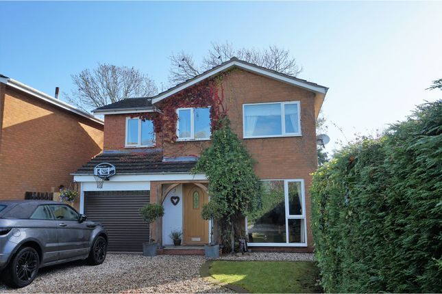 Thumbnail Detached house for sale in Coppice Close, Stratford-Upon-Avon