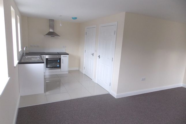 1 bed flat for sale in Mcconnel Crescent, New Rossington, Doncaster