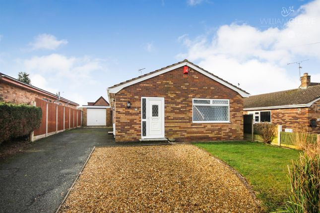 Thumbnail Detached bungalow for sale in Aberllanerch Drive, Buckley