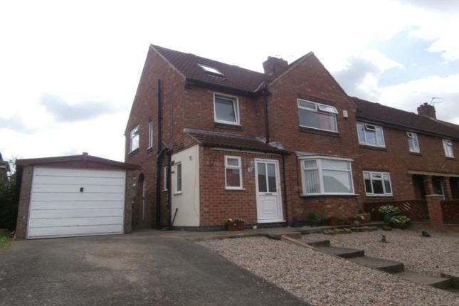 Thumbnail Semi-detached house to rent in Westfield Place, York