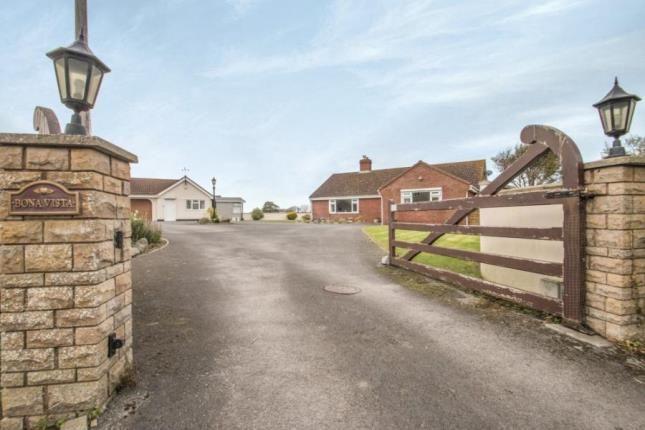 4 bed bungalow for sale in Stogursey, Bridgwater, Somerset