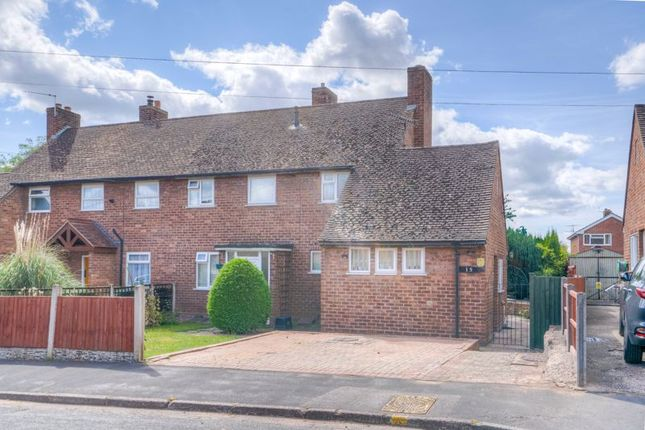3 bed semi-detached house for sale in Cleveland Avenue, High Ercall, Telford TF6