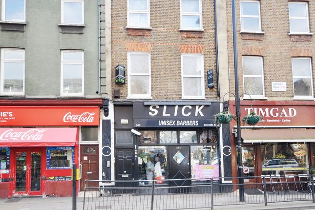 Thumbnail Retail premises for sale in Harrow Road, London