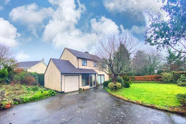 Thumbnail Detached house for sale in Manor Gardens, Exbourne, Okehampton
