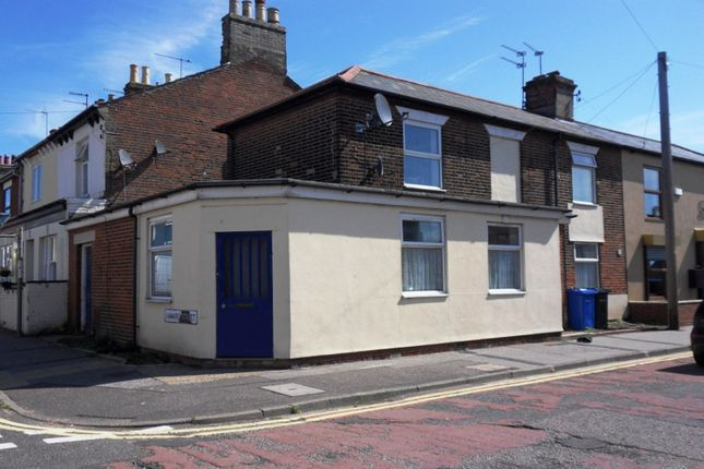 Thumbnail Flat for sale in Norwich Road, Lowestoft