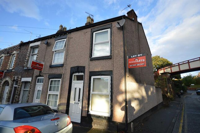 Thumbnail End terrace house to rent in Eldon Terrace, Neston