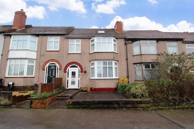 Front of Max Road, Coundon, Coventry CV6