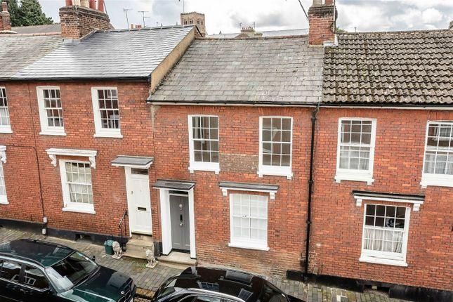 Thumbnail Terraced house for sale in Lower Dagnall Street, St Albans, Hertfordshire
