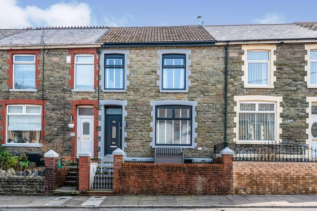 Thumbnail Terraced house for sale in Brytwn Road, Cymmer, Port Talbot