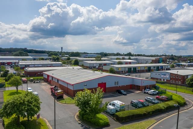 Light industrial to let in Unit 17, Airport Industrial Estate, Newcastle Upon Tyne, Tyne And Wear