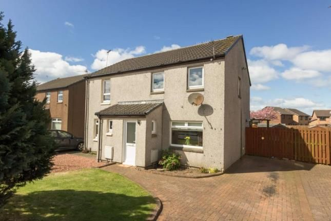 Thumbnail Semi-detached house for sale in Cairnfore Avenue, Troon, South Ayrshire