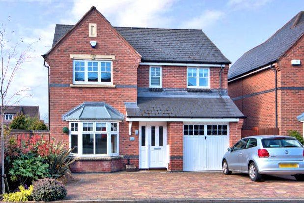 4 bed detached house to rent in Ashmole Avenue, Burntwood WS7