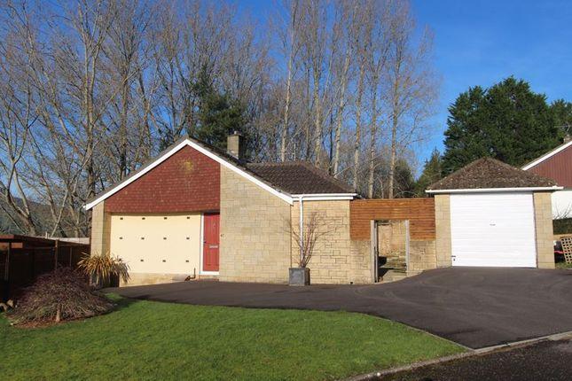 Thumbnail Detached bungalow for sale in Eden Park Drive, Batheaston, Bath