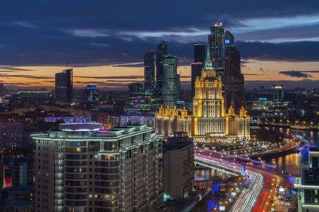 Thumbnail Office for sale in Moscow City, Moscow, Russian Federation