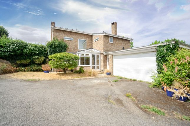 Thumbnail Detached house for sale in Barham Court, Melbourn