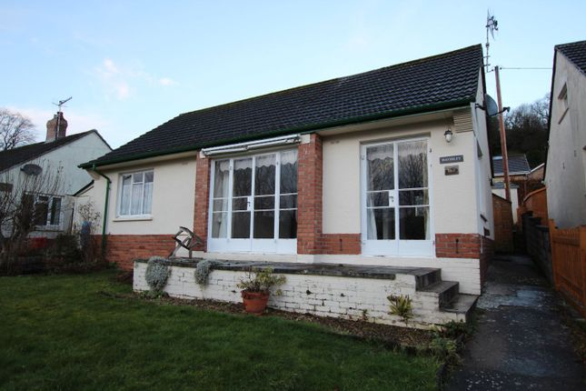 Thumbnail Detached bungalow to rent in Camden Road, Brecon