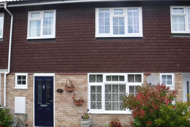 Thumbnail Terraced house to rent in Kenia Walk, Gravesend